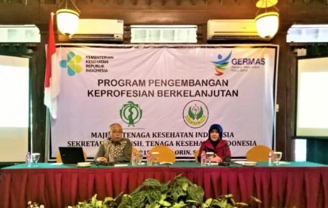 Workshop P2KB Organisasi Profesi IKATWI dan IOTI