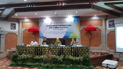 Pertemuan Regional Registrasi Tenaga Kesehatan di Bali