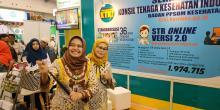 Semarak Hari Kesehatan Nasional ke 55, Kementerian Kesehatan Gelar Pameran Pembangunan Kesehatan