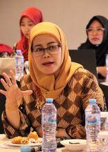 Pembahasan Rancangan Peraturan Menteri Kesehatan tentang Fngsi, Tugas dan Wewenang Konsil Tenaga Kesehatan Indonesia