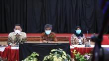 Rapat Kordinasi Internal dan Penyerahan Hasil Assessment di Lingkungan Sekretariat Konsil Tenaga Kesehatan Indonesia