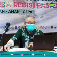 Sosialisasi Penerbitan Surat Tanda Registrasi Elektronik (e-STR)